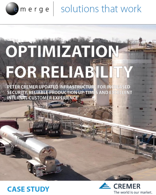 Optimization For Reliability